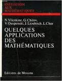 n. vilenkin quelques applications des mathematique