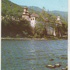 bnk cp Manastirea Cozia - Vedere - uzata