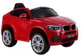 Masinuta electrica BMW X6, rosu