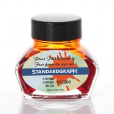 Cerneala Standardgraph orange 30 ml