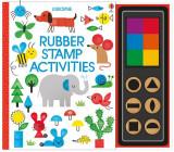 Rubber Stamp Activities - Carte Usborne (6+)