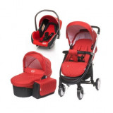 Carucior 4Baby ATOMIC 3 in 1 Red