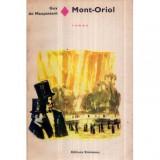 Mont - Oriol - roman, Guy de Maupassant