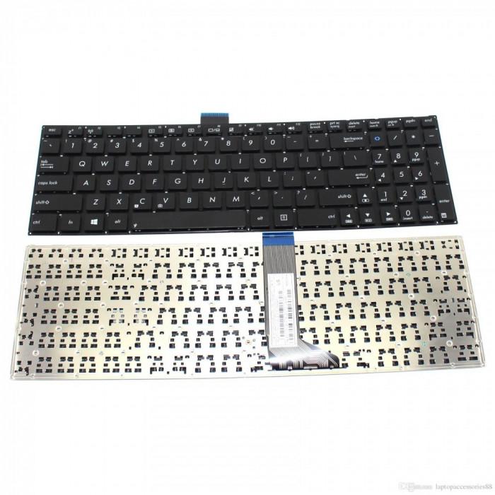 Tastatura laptop Asus X551M Neagra layout US noua