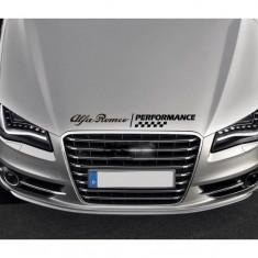 Sticker capota Alfa Romeo (v1)