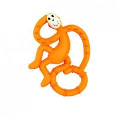 Mini Maimutica pentru dintisori tratata antibacterian Portocaliu