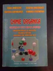 Chimie Organica Culegere De Teste Pentru Admitere - Maria Dorneanu, Eugemia Stefanescu, Nastasia Gheor,542614 foto
