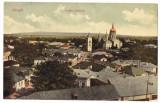 5118 - PLOIESTI, Panorama, Romania - old postcard - used - 1926