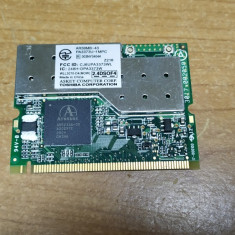 Placa Wireless Laptop Toshiba Satellite SA60 - 150