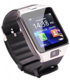 Smartwatch E-Boda Smart Time 200, Procesor Single-Core 360 MHz, Ecran LCD 1.54inch, 32MB RAM, Curea Silicon (Argintiu/Negru)