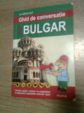Ghid de conversatie roman-bulgar - Ion-Mihail Iosif (Editura Polirom, 2007)