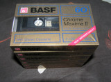 Casetă audio Basf Chrome Maxima II