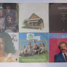 6 Discuri Vinil-Vinyl Muzica Crestina-Folk Religioasa Christian Music-Gospel NOU
