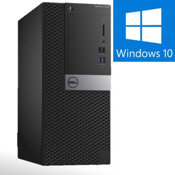 Calculator Refurbished Dell OptiPlex 5050 Tower Intel Core i5-6500, 8GB DDR4, 500GB Win 10 PRO