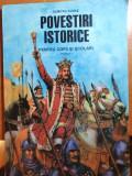 povestiri istorice pentru copii si scolari - partea 1 reeditare din anul 2004