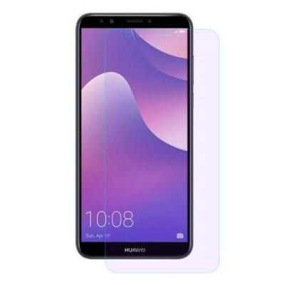 Geam Protectie Display Huawei Y7 Prime 2018 2,5D foto