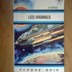 z1 Les Harnils - Fleuve Noir (carte in franceza)