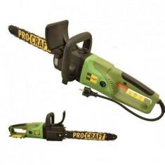 Drujba electrica 2600W, 450mm, Procraft K2600, Fierastrau cu lant