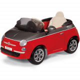 Fiat 500 Red, Peg Perego