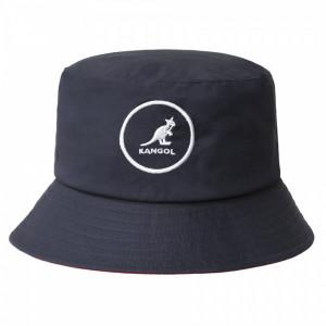 Palarie Kangol Cotton Bucket Bleumarin (Masura: S,M) - Cod 97353454366