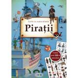 Piratii - Carte cu autocolante   Timo Schumacher