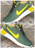 Adidasi Nike pantofi sport  new model 2019, 40 - 43, Verde, Textil