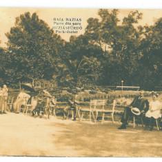 4627 - BUZIAS, Park, Romania - old postcard - unused, Necirculata, Printata