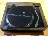 Pick-up American Audio TTD 2400 USB E series direct drive professional turntable