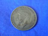 Moneda argint Half Crown 1928 (cr86)
