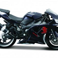 Motocicleta Maisto Yamaha R1 Deltabox, 1:18
