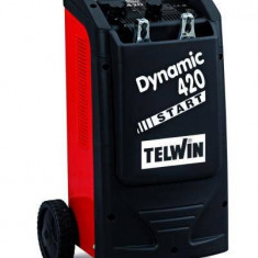 Redresor auto Telwin DYNAMIC 420 START 230V Rosu