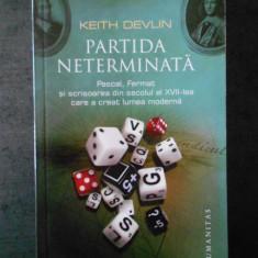 KEITH DEVLIN - PARTIDA NETERMINATA