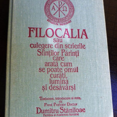 Filocalia, vol 4 (IV) - Dumitru Staniloae (2010)