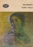 BAUDELAIRE - FLORILE RAULUI ( BPT 955 )