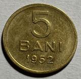 5 Bani 1952, Romania, XF (1), Alama