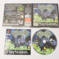 Joc Sony Playstation 1 PS1 PS One - Syphon Filter