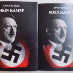 MEIN KAMPF. LUPTA MEA de ADOLF HITLER, EDITIE COMPLETA, VOL I-II 1996