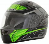 Casca Integrala AFX FX-24 culoare verde mat marime L Cod Produs: MX_NEW 01018670PE