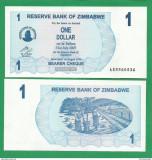 = ZIMBABWE - 1 DOLLAR - 2006 - UNC  =