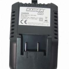 Incarcator acumulator LI-Ion 12V pentru masina de gaurit Raider rdp-cdl08l