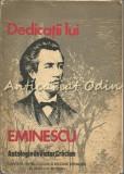 Dedicatii Lui Eminescu - Victor Craciun