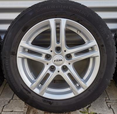 Roti/Jante BMW, Opel 5x120, 205/60 R16, Seria 3, 5, E90, E91, F30, F31 foto