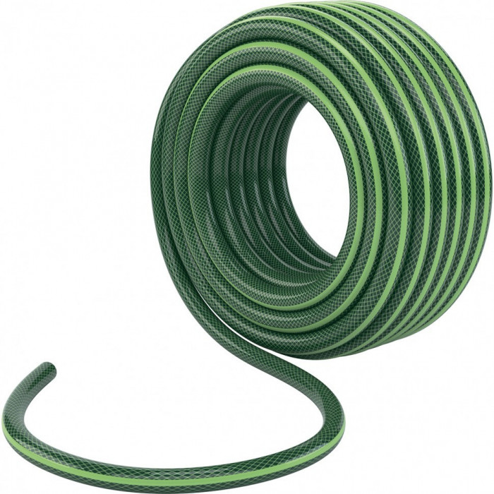 "PALISAD Furtun de gradina PVC, 1/2"", 50 m, armat, PALISAD 67483"