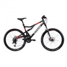 Bicicletă MTB ST 520 S Gri