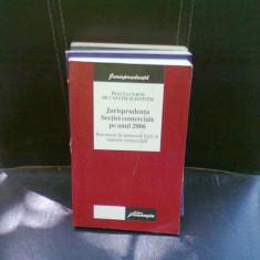 JURISPRUDENTA SECTIEI COMERCIALE PE ANUL 2006