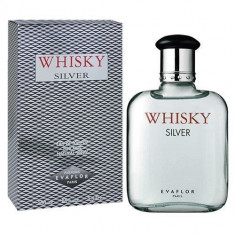 Parfum Whisky Silver for Men 100ml EDT