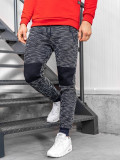 Pantaloni de trening bărbați bleumarin Bolf 8738