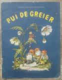 Pui de greier - Domnita Georgescu Moldoveanu/ ilustratii V. Grescenco