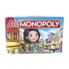Cumpara ieftin Joc de societate Doamna Monopoly