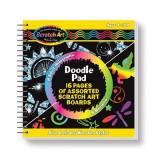 Scratch Art Doodle Pad Scratch Art Doodle Pad: Scratch Art Activity Scratch Art Activity